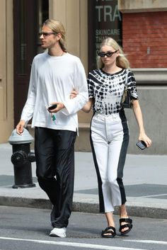 Elsa Hosk, Models Off Duty, Summer Looks, Bff, Spring Fashion, Style Me, Celebrity Style, Street Wear, Cute Outfits