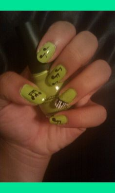 Music Lover Nails