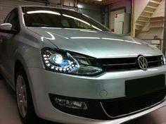 Volkswagen Polo, Vw, Nice, Nice France