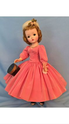Vintage Madame Alexander Dolls, Barbie Gowns, Vinyl Dolls, Vintage Dolls, Fashion Dolls, Doll Clothes, Revlon, Disney Princess, Nostalgia