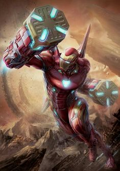 The Avengers 651685008559400631 - Avengers: Infinity War – Iron Man Source by Superhero Wallpaper, Iron Man Armor, Marvel Art, Marvel Dc Comics, Iron Man Art, Marvel Comics Art