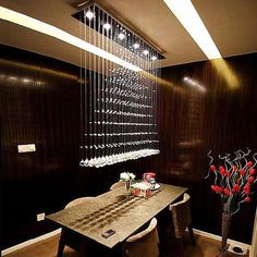 Saint mossi modern circular led crystal raindrop chandelier cheap chandelier restaurant buy quality pendant lamp directly from china rectangular pendant lamp suppliers sell like hot cakes led crystal chandelier mozeypictures Image collections
