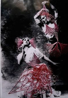 Jose Ignacio Romussi Murphy - embroided dance photo