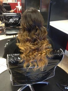 Ombre' Hair by Kalee