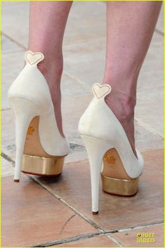 92d385abcd2c Charlotte Olympia shoes  CharlotteOlympiaHeels White Heels