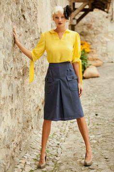 Quarry Skirt // Shabby Apple