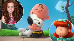 The best movie at Comic-Con was The Peanuts Movie. So says Francesca Capaldi (Disney Channel's Dog With a Blog), who voices The Little Red-Haired Girl in the upcoming adaptation of the beloved comic strip.