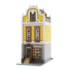 Lego Building, Building A House, Lego Truck, Lego Modular, Awesome Lego, Cool Lego Creations, Lego Group, Lego Architecture, Group Of Companies