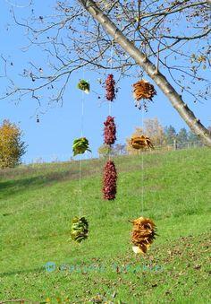 Natur-ART im November www.gartenkraut.blogspot.com