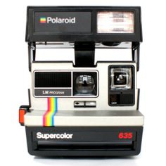Polaroid Supercolor 635 - welovepolaroid.com Polaroid Cameras, Retro  Christmas, Outlet, Christmas 86bf4ae8732f