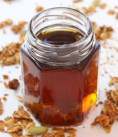 The best maple syrup is boiled down really well and is thicker than the maple syrup you buy in the store by FAR. My fav is the stuff that is privately tapped. Best Maple Syrup, Pure Maple Syrup, Bright White Background, Granola, Pure Products, Cottage, Recipes, Chill, Restaurants