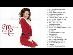 Mariah Carey Christmas || Mariah Carey Greatest Hits