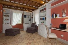 Villa Poesia, luxury villa situated in Lucca, Tuscany