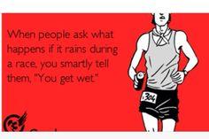 Dance or run in the rain.....