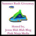 Bloggers Sign Up For The Summer Rush Waterpark Giveaway