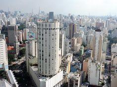 São Paulo - vista do edifício Itália