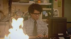 21 Questionable Pieces Of Life Advice From The IT Crowd | Ministry of British Comedy