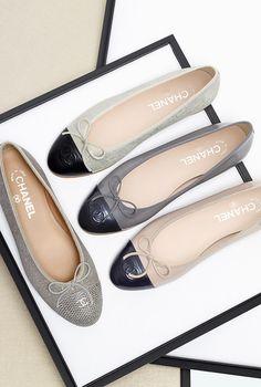 9 meilleures images du tableau Chaussures Chanel   Chanel shoes ... 3d724a10f06