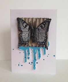 Lou Collins - Pretty Paper and Chipboard Stories: Simply Cards and Papercrafts