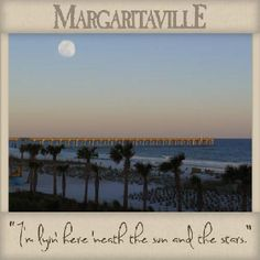 ☀ Margaritaville feelin'