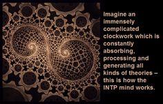 Clockwork mind.