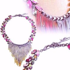 #miltonfirenze #necklace #jewelry #fashion #florence www.milton-firenze.com Luxury Jewelry, Accessories Shop, Florence, Tassel Necklace, Magazine, Jewels, Jewellery, Shopping, Fashion
