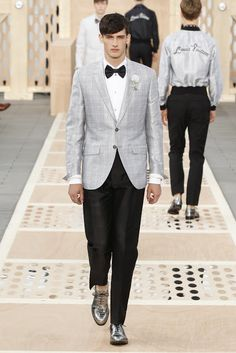 Paris Fashion Week : Louis Vuitton menswear Spring-Summer 2014 | The Parisian Eye