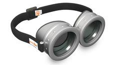 Despicable Me 2 3D glasses