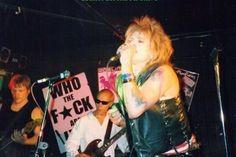 Michael back a while ago. ❤ #MichaelMonroe #Legend #Icon #HanoiRocks
