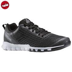 Speedlux 2.0, Chaussures de Running Homme, Noir (Black/Ash Grey/Pewter/White), 44.5 EUReebok