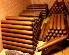 Better that they are not made in any part of the world. The great Cuban cigars are a real work of art, designed as they are to satisfy the most demanding palates.