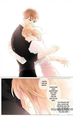 Love Like Cherry Blossoms / Love Is Cherry Pink Anime Cherry Blossom, Cherry Blossoms, Cute Romance, Romance Anime, Manga English, Anime Love Couple, Couple Art, Cute Comics, Manga Characters