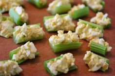 7 Delicious Bite-Sized Eats Perfect for Your Next Tailgate Party, #Celery, #Delicious, #Egg, #Party, #Salad