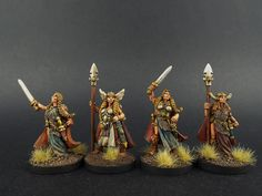 28mm Miniatures, Space Wolves, Viking Age, Miniture Things, Lotr, Saga, Minis, Vikings, Palette