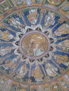 mosaic Ravenna