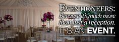 Look what you can do with a tent! Check out our Party Rentals ~ http://www.pittsburghwedding.com/vendor-directory/category/party-rentals-pittsburgh-party-supply/