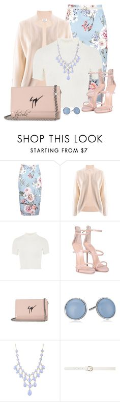 """Sprng Cardigan (Outfit Only)"" by eula-eldridge-tolliver ❤ liked on Polyvore featuring Boohoo, Steffen Schraut, Topshop, Giuseppe Zanotti, Skagen, 14th & Union and Dorothy Perkins"