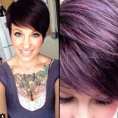 Trend Bunte Kurze Frisuren Für Stilvolle Frauen - Seite 6 von 9 - Frisur Tutorials