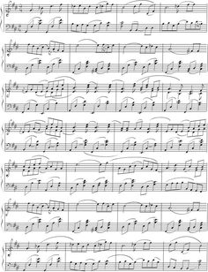 Free Antique Sheet Music Printable For Spring From KnickoftimeNet