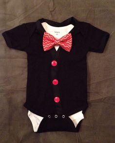 Jordan  Baby Boy Bowtie Cardigan by ChristolandCompany on Etsy, $29.99