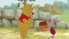 Winnie the Pooh is one of the most beloved characters of all time, and the 2011 film named after the snuggly bear is absolutely incredible. Disney Test, Disney Fun, Disney Magic, Disney Animated Movies, Disney Songs, Disney Films, Winnie The Pooh Quotes, Winnie The Pooh Friends, Cute Disney Pictures