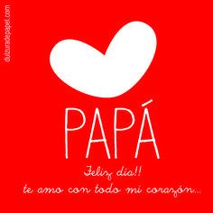 Dia del padre #papa