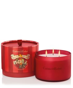 Noel 3 Wick Poured Candle   Crabtree & Evelyn