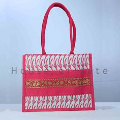 One-stop solution to all the fashion needs of women. Get the latest trends with Big Offers. Online shopping site for women's accessories and apparels. Jute Bags Manufacturers, Fashion Hub, Online Shopping Sites, Womens Fashion Online, Straw Bag, Latest Trends, Handbags, Pink, Accessories