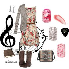 """""""country nice girl"""" by jadalicious on Polyvore"""