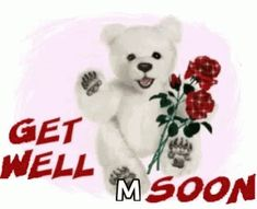 The perfect Get Well GetWellSoon Animated GIF for your conversation. Discover and Share the best GIFs on Tenor. Get Well Soon Funny, Get Well Soon Quotes, Get Well Soon Images, Teddy Bear Cartoon, Teddy Bears, Evening Pictures, Glitter Images, Pomes, Bear Art