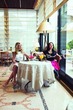 Watch Magazine Photos: Kat Dennings and Beth Behrs on CBS.com