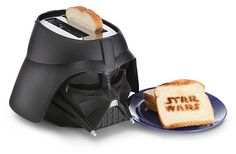 A Star Wars Darth Vader toaster? The best! A perfect gift for your Star Wars fan. | Cool Mom Eats