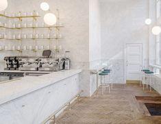 Royal Exchange Grind   Sophisticated Espresso Bar in London