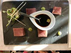 Restaurant L'Ogenblik - Sashimi
